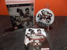 Dead to Rights sony playstation 3 ps3 Pal h053
