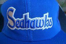 Seattle Seahawks Cap Hat Snapback Trucker Mesh NFL