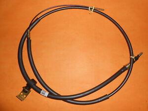 SAAB 9000 (1987-1996) NEW LH HAND BRAKE CABLE - BC2416