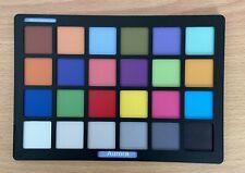 New Aurora 24 Color Checker Color Card for Superior Digital Color Correction