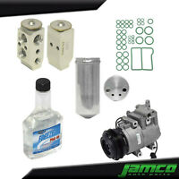 New A/C Compressor Kit for Kia Spectra 1.8L JP1858KT See Fitment Notes