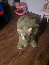 Playskool Kota the Triceratops Ride On  Baby Dinosaur **9/10 condition**