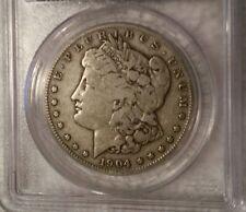 1904-SMorgan Dollar F12  PCGS  OLDER HOLDER !