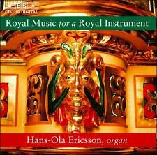 Royal Music for A Royal Instrument, New Music