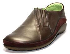 Zapatos planos de mujer de color principal marrón talla 38