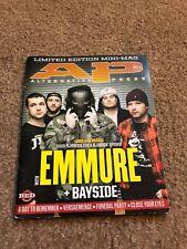 #2 AP MINI MAG music magazine EMMURE - BAYSIDE