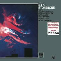 J.J. JOHNSON AND KAI WINDING - STONEBONE - RED VINYL - RSD 2020 - NEW SEALED!!!!
