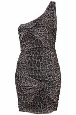 3b9ad2224d Topshop Animal Print Stretch