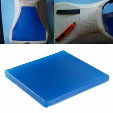 Supple Silicon Gel Pads Motorcycle Seat Cushion Custom Shock Damping Mat Blue