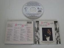 BARRY WHITE/SATIN & SÖUL(CONNOISSEUR COLLECTION VSOP CD 101) CD ALBUM
