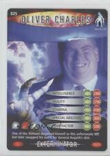 2006 Doctor Who: Battles in Time - Exterminator #025 Oliver Charles Card 2e7
