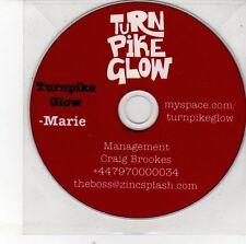 (EH71) Turnpike Glow, Marie - DJ CD