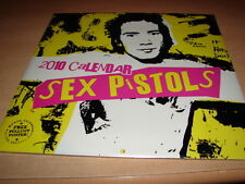 SEX PISTOLS - 2010- OFFICIAL CALENDAR - NEUF - MINT