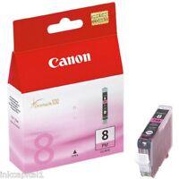 Canon original OEM foto magenta cartucho de Tinta cli-8pm