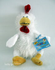NWT Webkinz Full Size Barn Yard CHICKEN  w/ Sealed Code 4 Online Play FREE SHIP