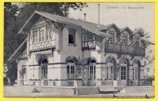 """cpa 64 - CAMBO les BAINS (Pyrénées Atlantiques) CHÂLET """"Le MIMOSAS CLUB"""""""