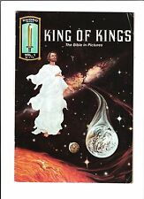 KING OF KINGS  VOL#42   [1980 GD+]  THE BIBLE IN PICTURES  --GIVEAWAY--