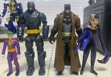 DC BATMAN MIX LOT 4? FIGURES.