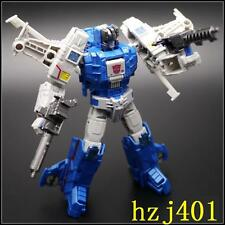 TRANSFORMERS HASBRO DELUXE TITANS RETURN Headmaster Highbrow complete no box