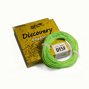 BFC Discovery Floating Weight Forward 100ft DT5F Fly Line