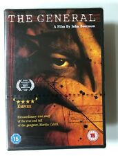 The General DVD - New and Sealed -John Boorman - Dublin Gangland - Martin Cahill