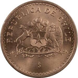 CHILE - 100 PESOS - 1981 - UNC