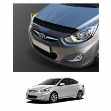 Acryilc Bonnet Guard Hood Guard Molding for HYUNDAI Accent 2012-2017