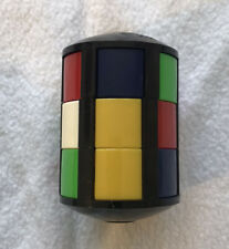 Whip it ! Puzzle by LJN Toys Retro 1981 Vintage Cylinder Toy Rubiks Mint