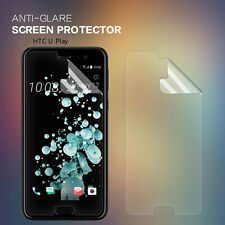 Plastic Screen Protector For HTC U Play - Matte/Anti-Glare