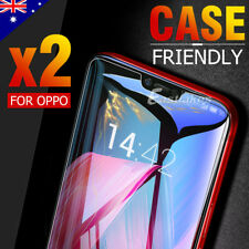 2x Tempered Glass Screen Protector Film Guard for Oppo R17 R15 Pro R11S R11