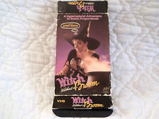 WITCH WITHOUT A BROOM VHS 60'S COMEDY FANTASY JEFFREY HUNTER MARIA PERSCHY SPAIN