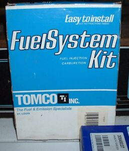 Tomco 5548A Fuel Injector Seal Kit FOMO Aerostar, Merkur, Tracer, Ranger, Escort