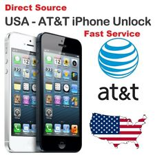 AT&T USA iPhone 4/4s/5/5s/5c/6/6+/6s/6s/7/7+ Semi Premium Unlock Service 100%.