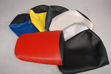 HONDA  04/07  CBR1000RR PASSENGER SEAT COVER 7 COLORS TO CHOOSE FROM