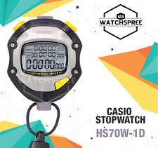 Casio Stopwatch HS70W-1D
