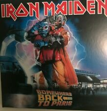 "IRON MAIDEN : ""Somewhere Back To Paris - Bercy 1986"" (RARE 2 CD)"