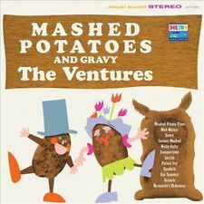 Mashed Potatoes and Gravy by The Ventures (Vinyl, Feb-2013, Sundazed)