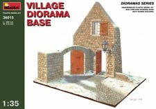 Village Diorama Base Plate (Dioramas) Plastic model kit 1/35 MiniArt  36015