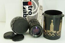 Olympiad-80! Jupiter 11 A 4/135mm (Sonnar copy) M42