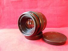 Lens Objektiv Prakticar 1,8/50 MC Pentacon