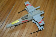 1982 STAR WARS Kenner X-WING FIGHTER Battle Damage Break Apart No Figure R2-D2