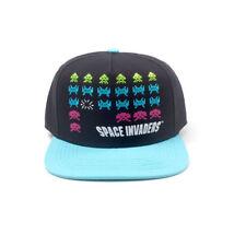 Official Space Invaders casquette de baseball Snapback Hat Retro Gaming Cadeau