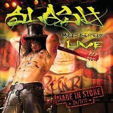Made in Stoke 24/7/11 by Slash (CD, Nov-2011, 2 Discs, Eagle)