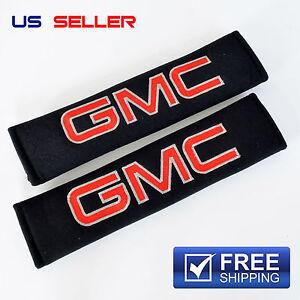 SHOULDER PADS SEAT BELT 2PCS FOR GMC  SP38 - US SELLER