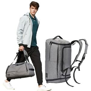 Sport Fitness Bag Multifunction Tote Gym Bags For Shoes Storage Travel Backpack
