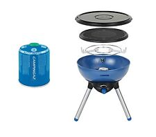 Campingaz Party Grill 200 CV + Ventilkartusche CV 470 Plus Set Gas Grill