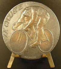 Médaille 68 mm cyclo-cross sport cyclisme vélo bike cycling par Comandini Medal