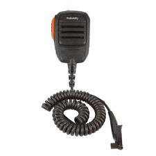 Radioddity GD-55 Plus Waterproof PPT Speaker Mic for DMR Digital Walkie Talkie