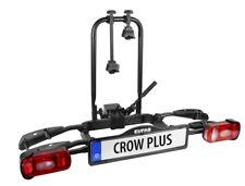 EAL Eufab Heckträger Crow Plus 2 Räder  faltbar abklappbar erweiterbar 3. Rad