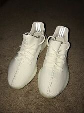 ADIDAS YEEZY BOOST 350 V2 4-14 CREAM TRIPLE WHITE CP9366 100% AUTHENTIC US9